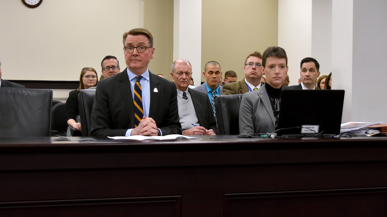 Transportation Cabinet Outlines Biennial Budget