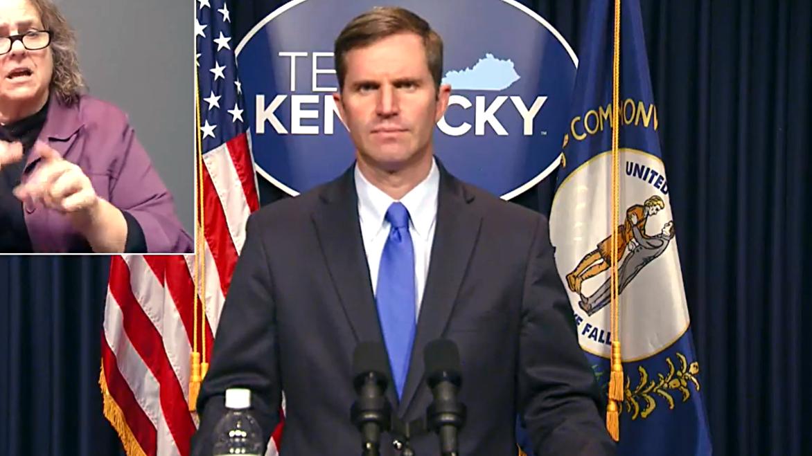 Governor Vetoes Five Bills